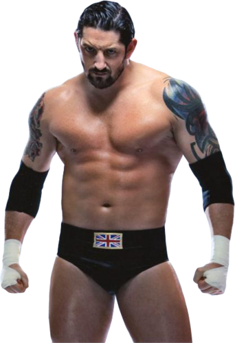 Wade Barrett wallpaper with a six pack called Wade Barrett