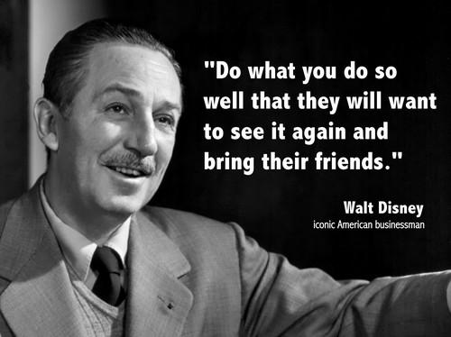 Walt ディズニー
