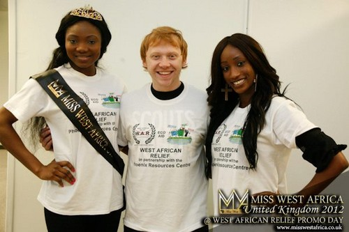 West African Relief Promo Event October 2012