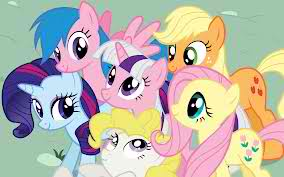 What could've been the mane 6