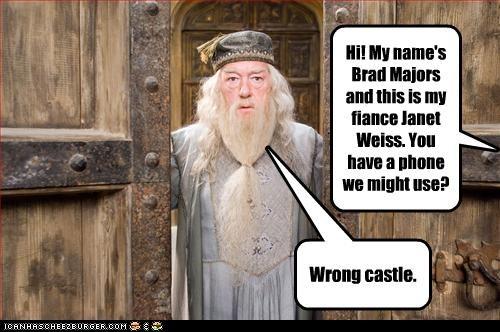 Wrong kastil, castle