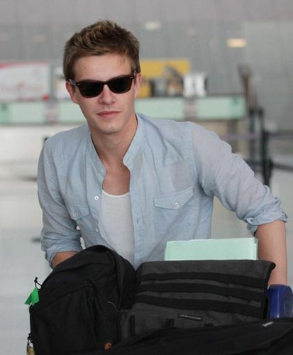 Xavier Samuel(Riley Biers,Eclipse)