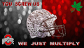 YOU SCREW US, WE JUST MULTIPLY - ohio-state-football wallpaper