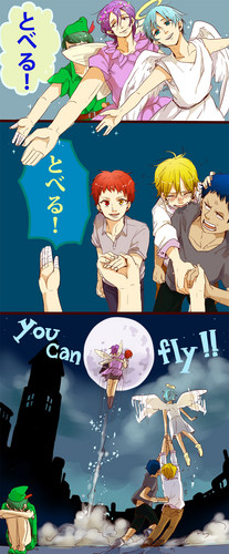 You Can Fly!!