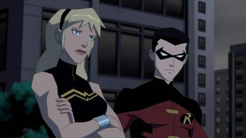 Young Justice last episode pics