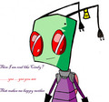 Zakary Concept Art  - invader-zim-fancharacters fan art