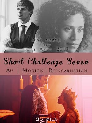 ag-fics promo: Short Challenge 7 OPEN!