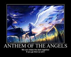 Angel beats! anthem of the angeli parody