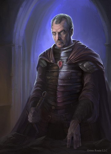 A Song of Ice and Fire wallpaper with a breastplate titled Stannis Baratheon