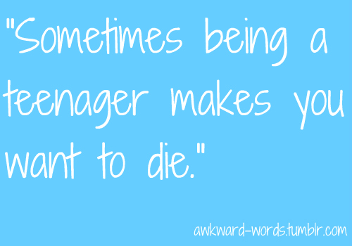 awkward quotes