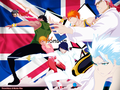 bleach sports - bleach-anime wallpaper