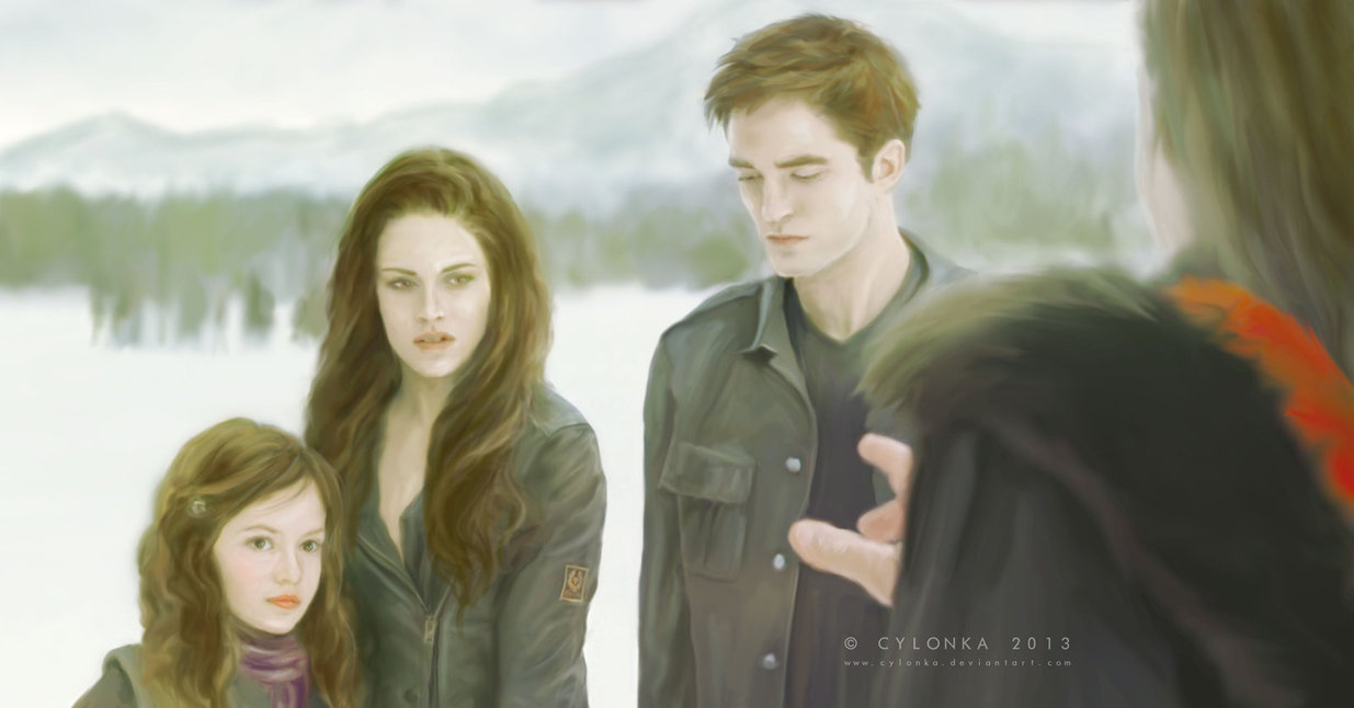 Kristen Stewart - Lion&Lamb (Edward♥Bella) #122: We may ...  Kristen Stewart...