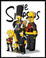 emo simpsons - the-simpsons fan art