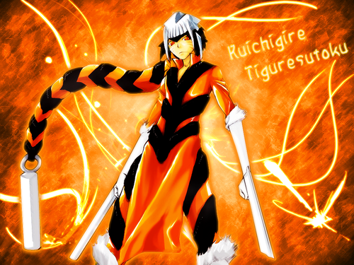 Bleach Anime wallpaper possibly containing a sign entitled ggio vega