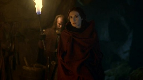 Thoros of Myr & Melisandre