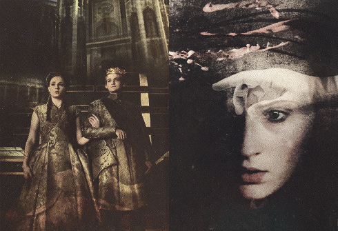 Joffrey Baratheon & Sansa Stark