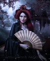gothic geisha - after-dark photo