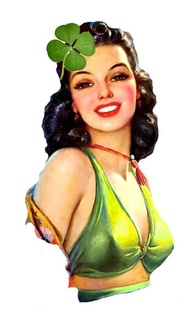 irish - pin-up-girls Photo