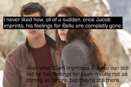 jacob e bella
