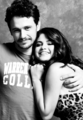 james franco and selena gomez  - james-franco fan art