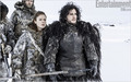 Jon Snow & Ygritte - game-of-thrones photo