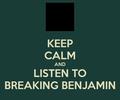 keep calm and bb