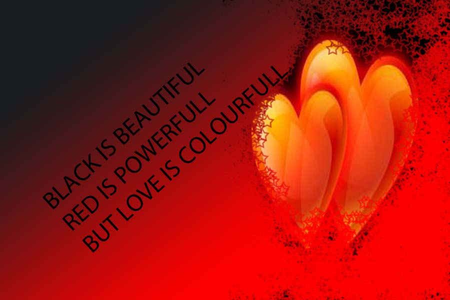 love is colourfull