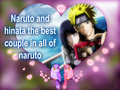 naruto and hinata forever - hinata-and-naruto fan art