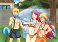 naruto's family - naruto photo