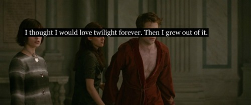 The Twilight Saga - New Moon