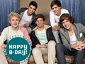 one direction happy birthday
