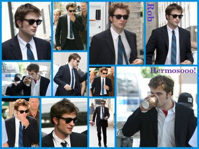 robert collages