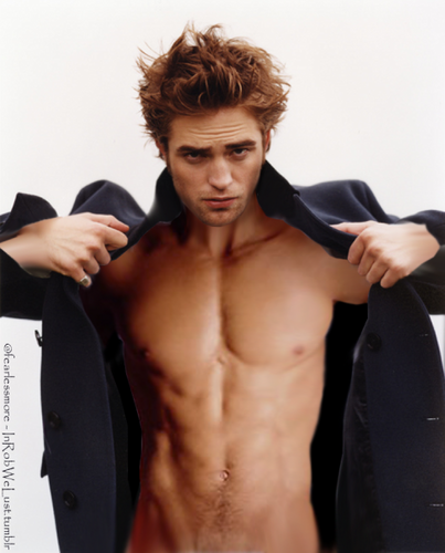 Robert Pattinson fond d'écran with a gros morceau, hunk entitled robert