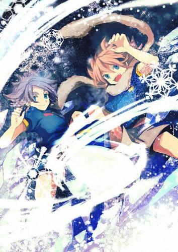 shiro kun and Atsuya kun ^^ (cutest twins ever~)
