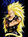 super saiyan biker vegeta - dragon-ball-z photo