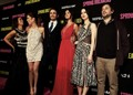 vanessa hudgens, ashley benson, james franco, selena gomez and rachel korn - james-franco photo
