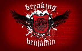 Breaking Benjamin Images Winged Symbol 3 Wallpaper And Background Photos