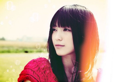 miwa wallpaper probably containing a portrait entitled 「441」Promo
