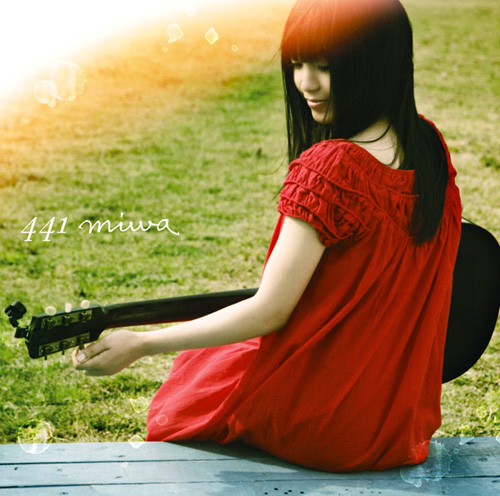 miwa wallpaper titled 「441」[Regular Edition]