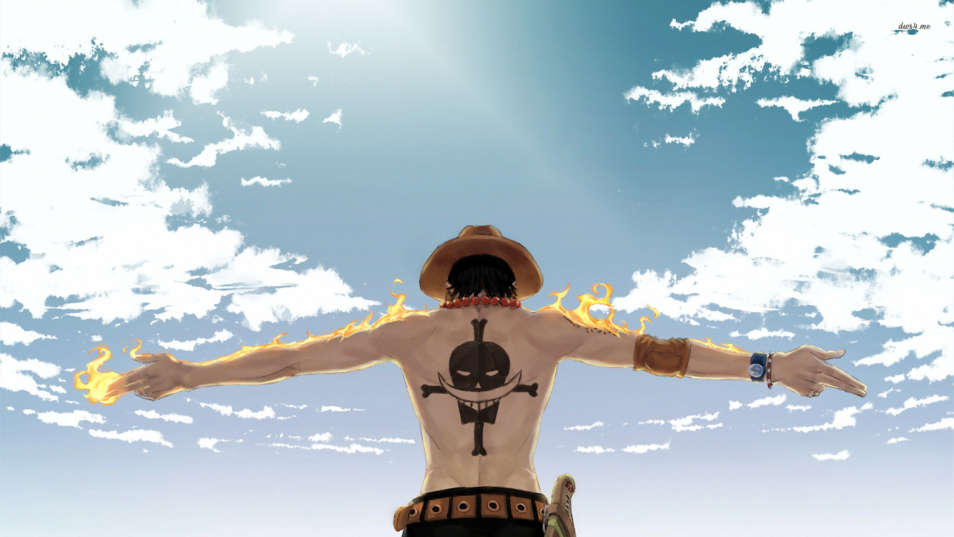 *ACE* - One Piece Wallpaper (34037002) - Fanpop