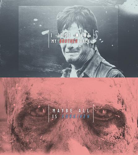 ★ Daryl & Merle 3x15 ☆