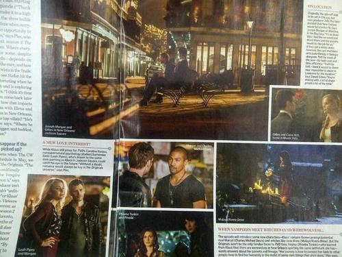 *FIRST LOOK* at 4x20 The Originals (Spin-off) from EW