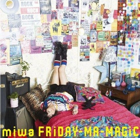「FRiDAY-MA-MAGiC」[Limited Edition]