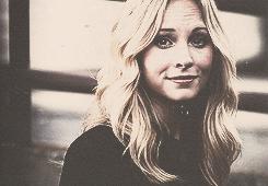 """""""I'm not girly little Caroline anymore"""""""