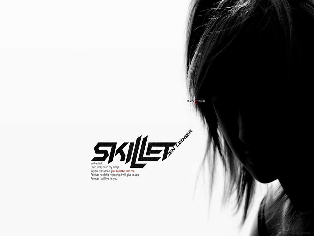 Skillet Images Jen Ledger Hd Wallpaper And Background Photos 34082452