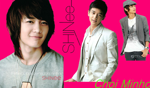 Choi Minho wallpaper containing a portrait entitled ★MINHO★