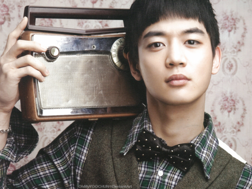 Choi Minho wallpaper with a sign titled ★MINHO★
