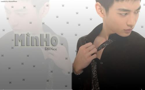 Choi Minho wallpaper containing a portrait called ★MINHO★