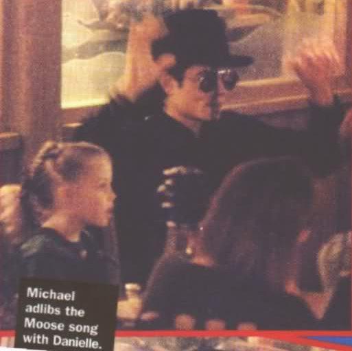 ツ MJ AD-LIBS THE MOOSE SONG ツ