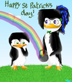 (Very late) St Partick's Day pic. :3  - fans-of-pom photo